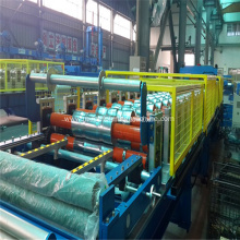Wall panel making production line